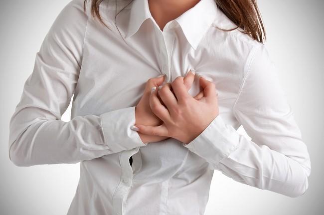 gejala penyakit jantung